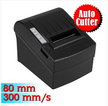 Wholesale Cheap POS 80 Auto Cutter 80mm Thermal Printer USB Receipt Printer for Restaurant