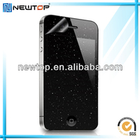 Phone accassories diamond screen protector film for iphone 5