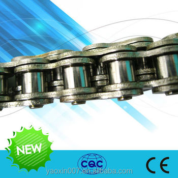 ISO high quality best 428H motorcycle roller chain