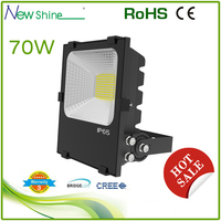70 watt waterproof IP65 hot sale ce rohs power supply led floodlight
