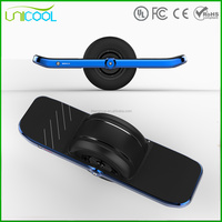 "Mini Electric Skateboard One Wheel Scooter 8"" Balance Bluetooth Drifting Board"