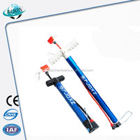 Custom design new coming metal bicycle pump