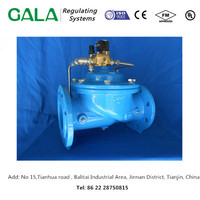 China factory superior quality OEM foundary work GALA On-off 1360 Solenoid Control Valve