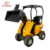 China HYSOON multifunction articulated mini loader price for sale