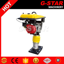 CJ80 construction machinery vibrating tamping rammer shocking rammer