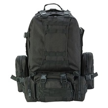 Outdoor 50L Military Rucksacks Tactical Backpack Assault Pack Combat Backpack Trekking Bag