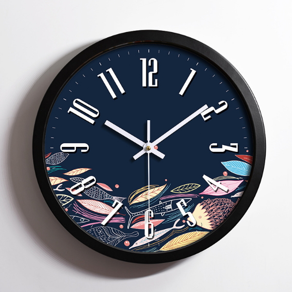 New Design High Quality Round Wall Clock