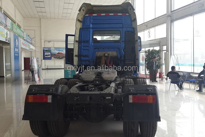 2016 Shacman M3000 Tractor Truck 10 Wheels tractor head towing vehicle for sale