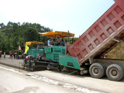 Cheap Price - Asphalt Concrete Paver Paving Machine XCMG RP756 for Sale - 3 m Width Asphalt Paver