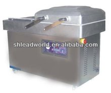 Hot sale seafood double-chamber vacuum packing machine