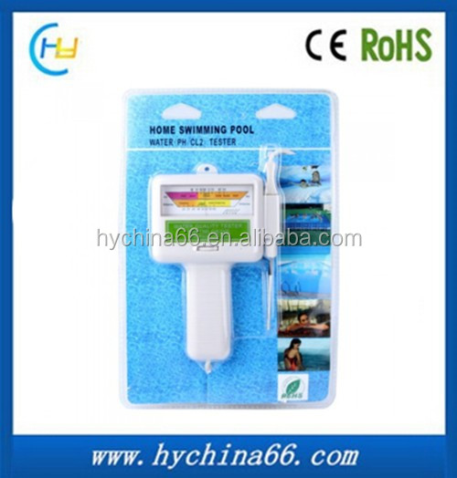 PC101 cheap swimming pool water tester