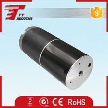 Planetary gear brushless 12 v 100 w electric motor