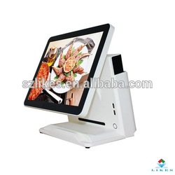 Shenzhen POS factory wholesale led screen pos