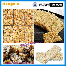 stainless steel sesame candy bar making machine peanut brittle machine