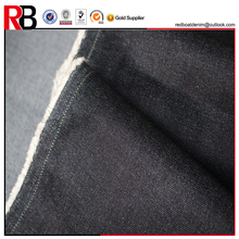 Popular 100% cotton fireproof strech jeans denim fabric