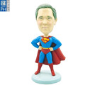 Hot sale plastic funny bobble heads,Making resin Custom bobble head Limited edition talking bobble head plastic factory