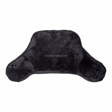Bedding Shredded Foam Reading Pillow Armrest Back Head Support Armrest Pillow for Bed