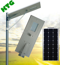 2016 low price solar street light/integrated solar led street light with sensor