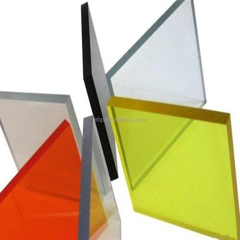 PC types of polycarbonate sheet building material