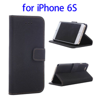 Hign quality Retro Style Leather case cover for iPhone 6S
