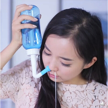 2017 nose cleaner portable nasal wash bottle nasal irrigator