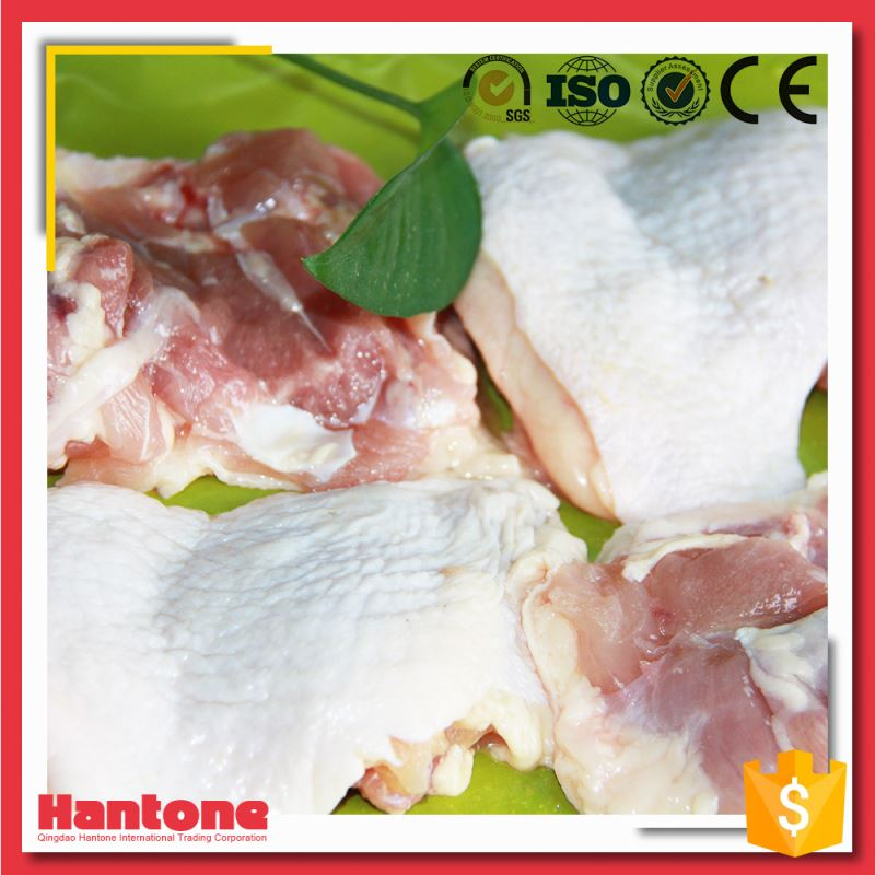 HALAL Low-Fat Wholesale Frozen Boneless Chicken Leg Quarters
