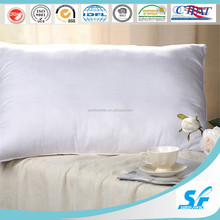 Superfly quality white goose feather down pillow