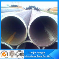 ASTM A 53/SCH 80 black seamless steel pipe square pipe stainless steel pipe