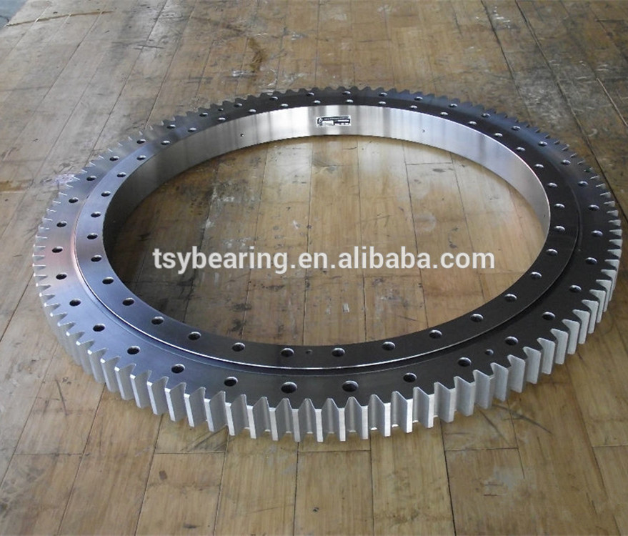 big size wind turbine equipment used slew ring wind turbine bearing