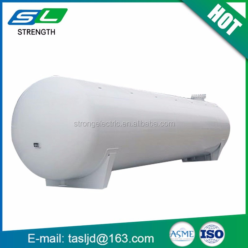 2016 good sale carbon steel horizontal fuel storage tank from china storage tank manufacturer