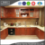 modern simple design kitchen furniture wooden kitchen trolley cabinet