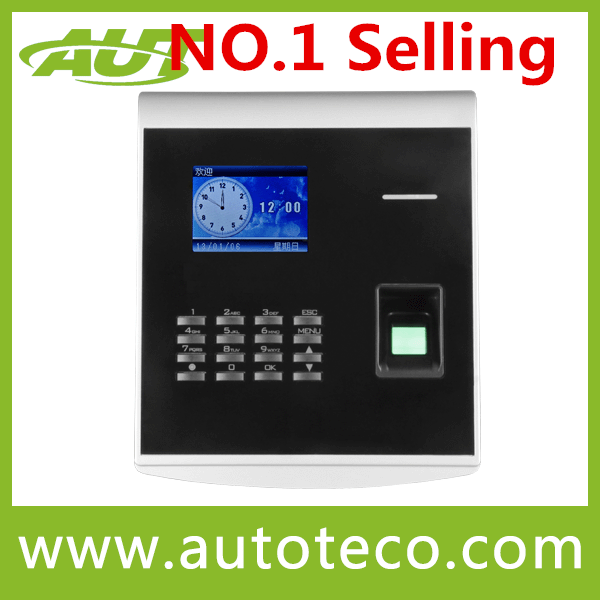 NO.1 Selling Finger Print & Punch Card Time Clock (AT-T68)