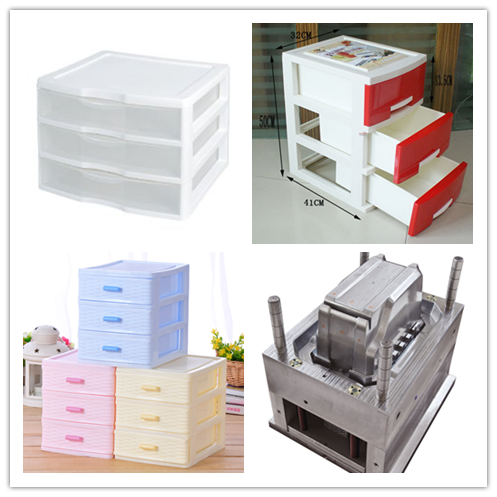 storage drawer mould supplier / for baby cloth drawer moulding in Taizhou