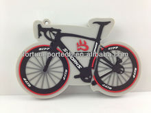 Your idea! custom PVC bicycle shape USB 2.0