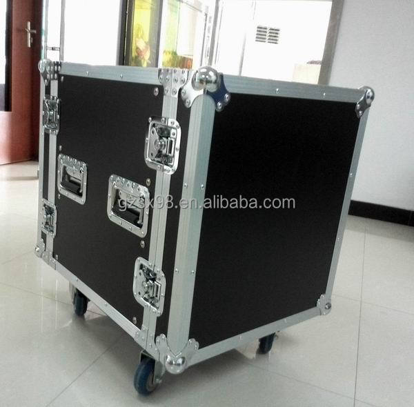 19inch flight case for professional amplifier