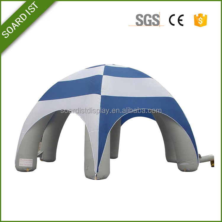 Tent inflatable for advertising / Inflatable spider tent / Inflatable outdoor tent
