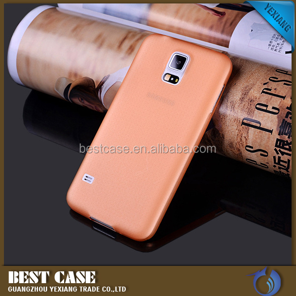 For Samsung Galaxy A7 Matte PC Back Cover Case, Multi Colors Can Be Chosen
