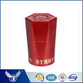 Special shape design red top-opening cap with for wine bottle