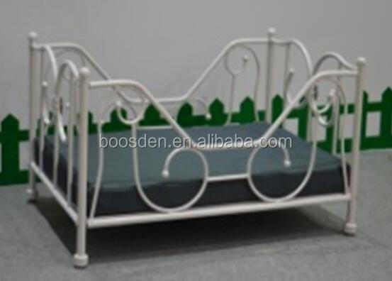 wholesale metal pet bed with mattress, dog bed, cat bed BSD-457022