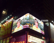 P10 Energy Saving Movable LED Display Board , 1R1G1B DIP Full Color Outdoor Led Display