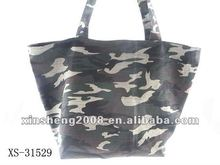 2013 fashion canvas handbag for promotion