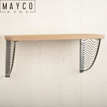 Mayco wood wall mounted <strong>shelf</strong> stylish floating wall <strong>shelf</strong> with Decoration furniture