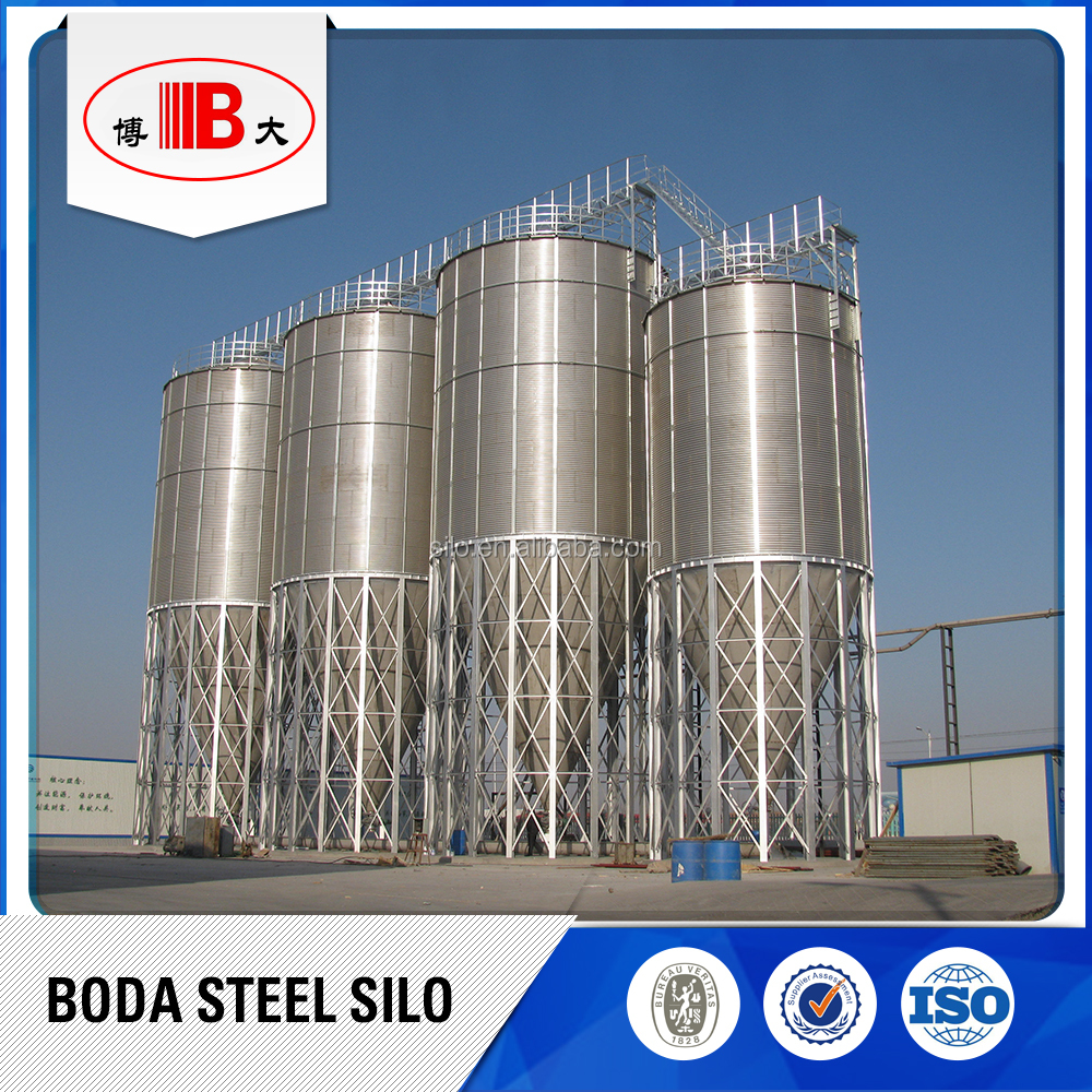 used galvanized steel grain silo for sale buy used grain silo silo silo for sale product on. Black Bedroom Furniture Sets. Home Design Ideas