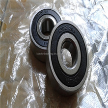chrome steel low noise High Quality ball Bearing 6301 6302