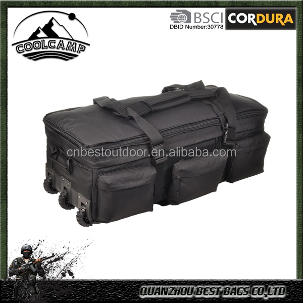 Large Volume Travel Duffel Bag Luggage Bag with Wheels