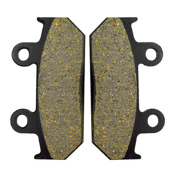 Motorcycle FA121 Semi-metallic Strong Wear Resistance Brake Pads for Honda CBR250 NSR250 CB450 VFR400