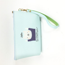 popular coin purse wallet fashion student gift stationery pen holder case