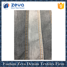2017 chinese suppliers wholesale denim shirting fabric with well designs