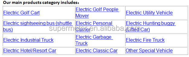 1 to 14 Seater Cheap Utility Electric Club Car