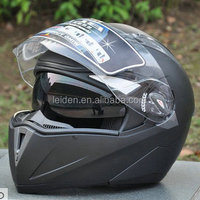 yohe yh966 FLIP UP full face shoei helmet with double visor motorcycle helmet TN8615 GLOSS COLOR